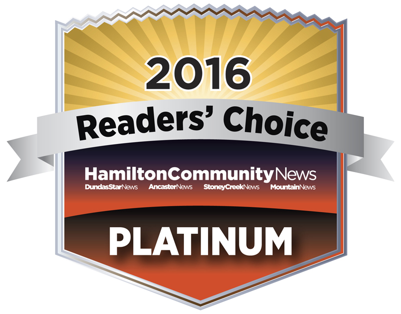 Readers' Choice Winner 2016