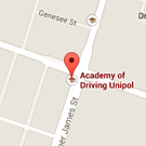 driving school upper-names location