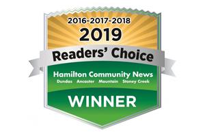 Readers Choice Winner 2016-2019