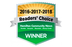 Readers Choice Winner 2016-2018